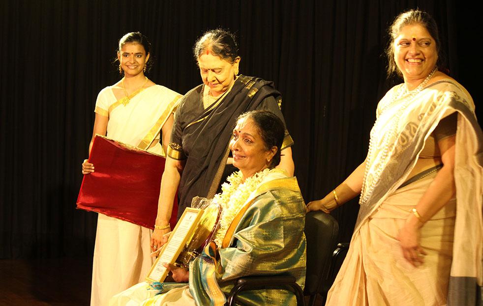 Nrityakala Ratna Felicitation